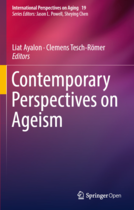 "Coverbild der Publikation ""Contemporary Perspectives on Ageism""  (verweist auf: Contemporary Perspectives on Ageism)"