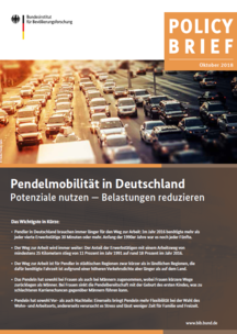"Coverbild der Publikation ""Policy Brief, Oktober 2018"""