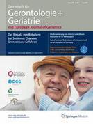 "Coverbild der ""Zeitschrift für Gerontologie und Geriatrie"" (verweist auf: Out of society? Retirement affects perceived social exclusion in Germany)"